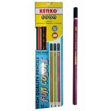 Pensil 2B Kenko