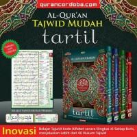 Al Quran A4 HC Tartil Premier
