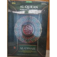 Al Quran A4 HC Al Uswah Transliterasi