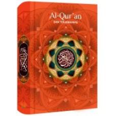 Al Quran Terjemah A5 Ekonomis (Orange) | Departemen Agama RI