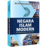 Negara Islam Modern | Prof. DR. Ali Muhammad Ash-Shallabi
