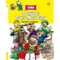 Komik 10 Sahabat Dijamin Masuk Surga | Izzah Annisa & Fajar Istiqlal