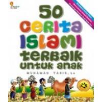 50 Cerita Islami Terbaik Untuk Anak SC (Soft Cover) | Muhammad Yasir, LC
