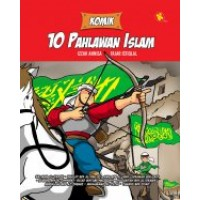 Komik 10 Pahlawan Islam | Izzah Annisa dan Fajar Istiqlal