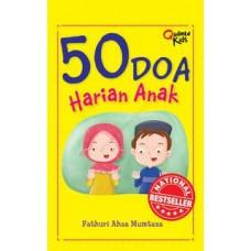 50 Doa Harian Anak Muslim | Fathuri Ahza Mumtaza
