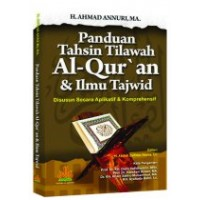 Panduan Tahsin Tilawah Al-Qur'an & Ilmu Tajwid
