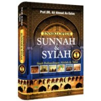 Ensiklopedi Sunnah Syiah (1 set) | Prof. DR. Muhammad Ali Ash-Shalabi