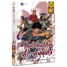 Komik Shalahuddin Al Ayyubi seri 2 Sebuah Langkah