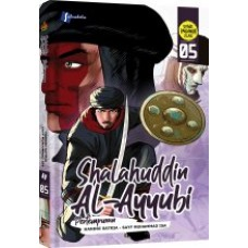 Komik Shalahuddin Al-Ayyubi 5 : Pertempuran