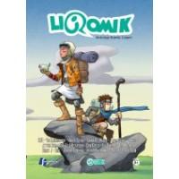 Liqomik : Antologi Komik Islam | Team Iqomik