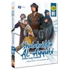 Komik Shalauddin Al Ayyubi