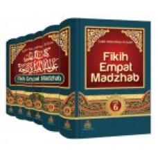 Fikih Empat Madzhab (6 Jilid) | Syaikh Abdurrahman Al Juzairi