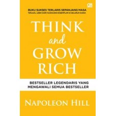 Think And Grow Rich Cover Baru | Napoleon Hill