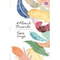 #Aboutfriends *Edisi Hard Cover | Tere Liye